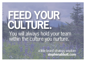 Feed Your Culture